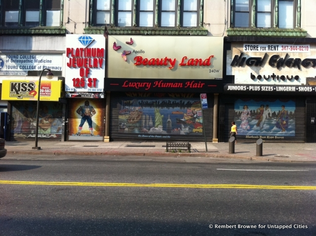 12++ Jewelry store on 125th street viral