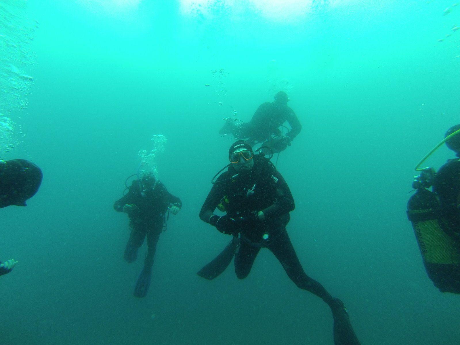 Diving Club ecosostenibile Marina di