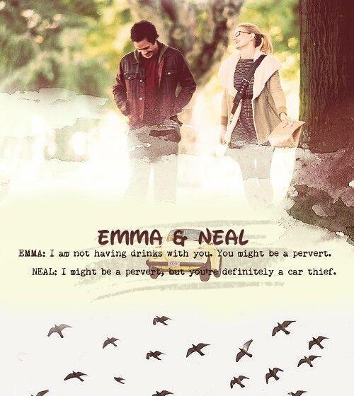 #OUAT - Emma & Neal