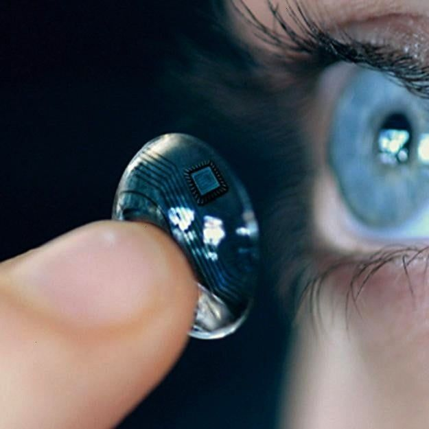contact lenses allow for futuristic immersive virtual reality  Digital Trends iOptik contact lenses allow for futuristic immersive virtual reality  Digital Trends iOptik...