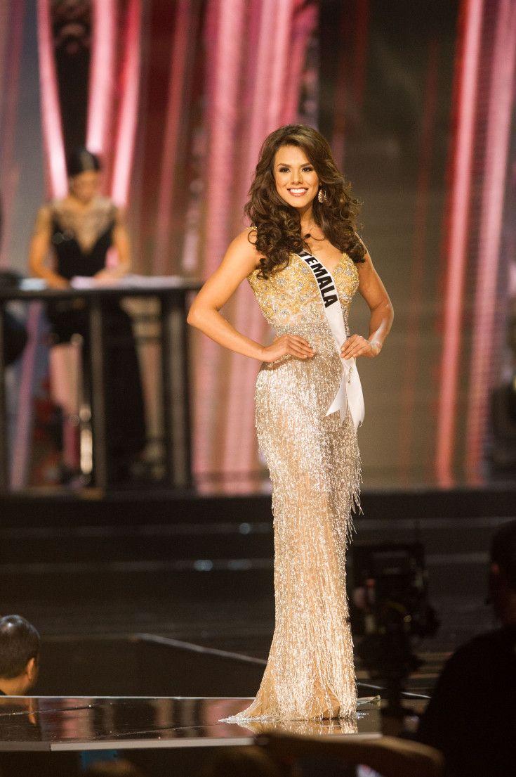 Los Trajes De Gala De Las Concursantes Latinas De Miss