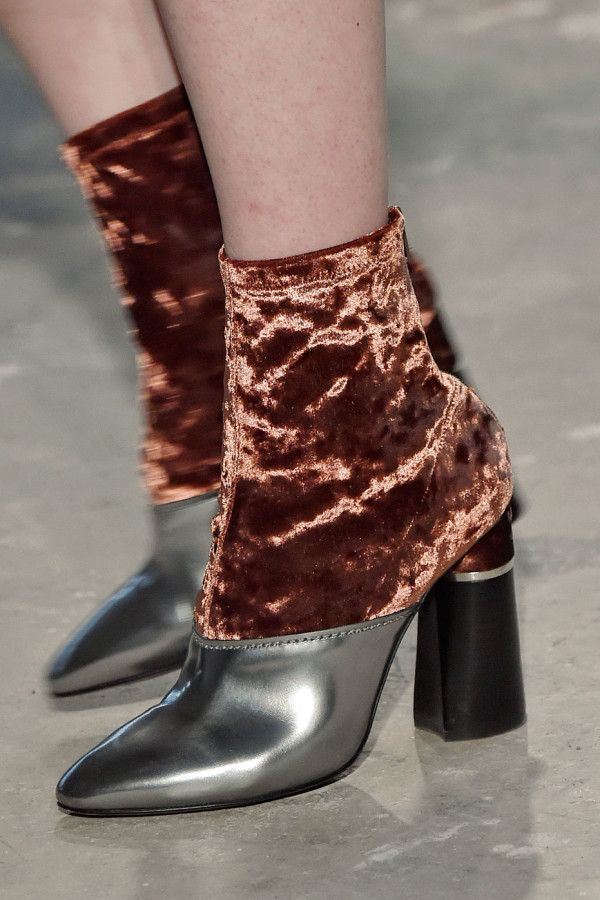 0cdae216d18 The Best Shoe Trends From New York Fashion Week