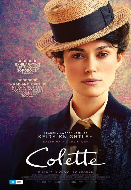 Affiche film Colette