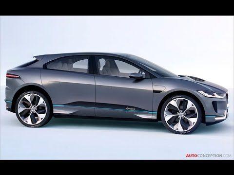 all electric jaguar i pace suv revealed autoconception com cars rh pinterest com
