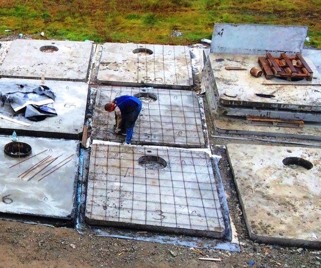 szamba betonowe, szambo tomaszów mazowiecki, szambo piotrków trybunalski, wykop pod szambo, szambo łódź, szamba