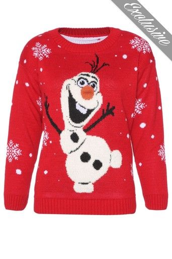 Foute Kersttrui Frozen.Do You Want To Build A Snowman With This Frozen Sweater You Ll Be