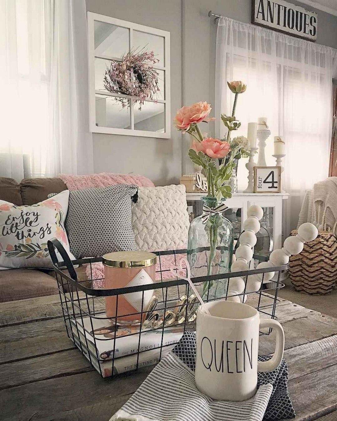 79 My Farmhouse Style Living Room Oturma Odası
