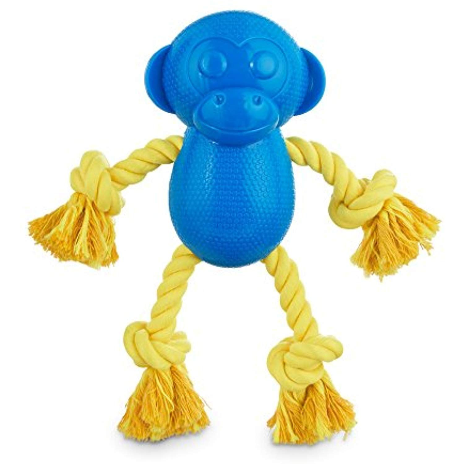 Leaps And Bounds Chomp And Chew Rope Limbs Monkey Dog Toy Medium