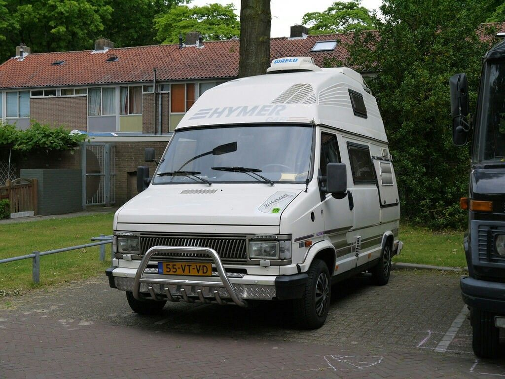 Image Result For Hymer Car Ducato Fiat Ducato Old Campers