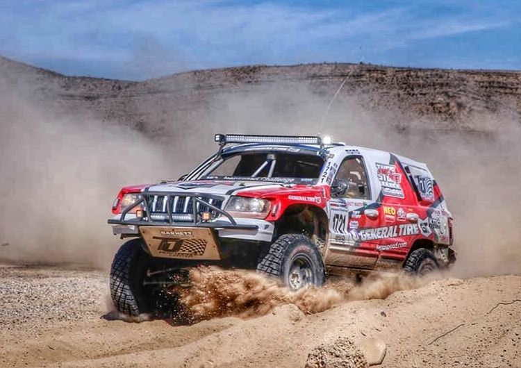 Jeepspeed Desert Race Truck Pre Runner Or Rally Truck Jeep Wj Trucks Racing