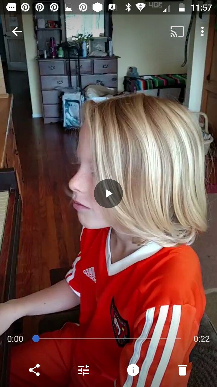 Pin By Anke Geiken On Haircut In 2019 Boy Hairstyles