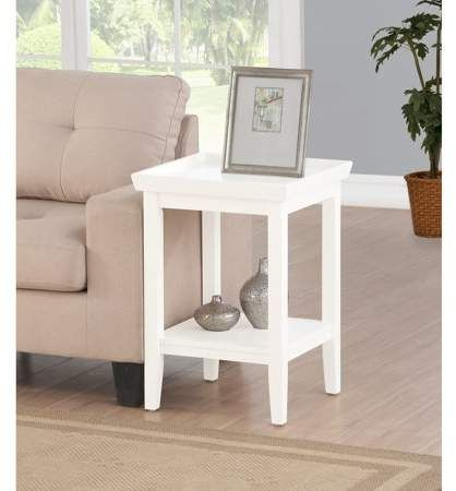 convenience concepts ledgewood end table products end tables rh pinterest com