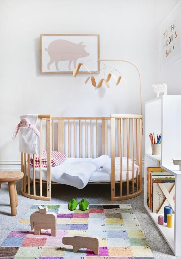 ChicDec baby girlu0027s nursery by Made