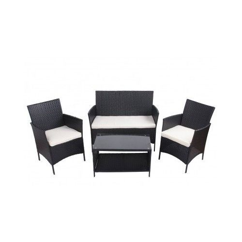 garden patio furniture set chairs sofa table outdoor rattan rh pinterest es