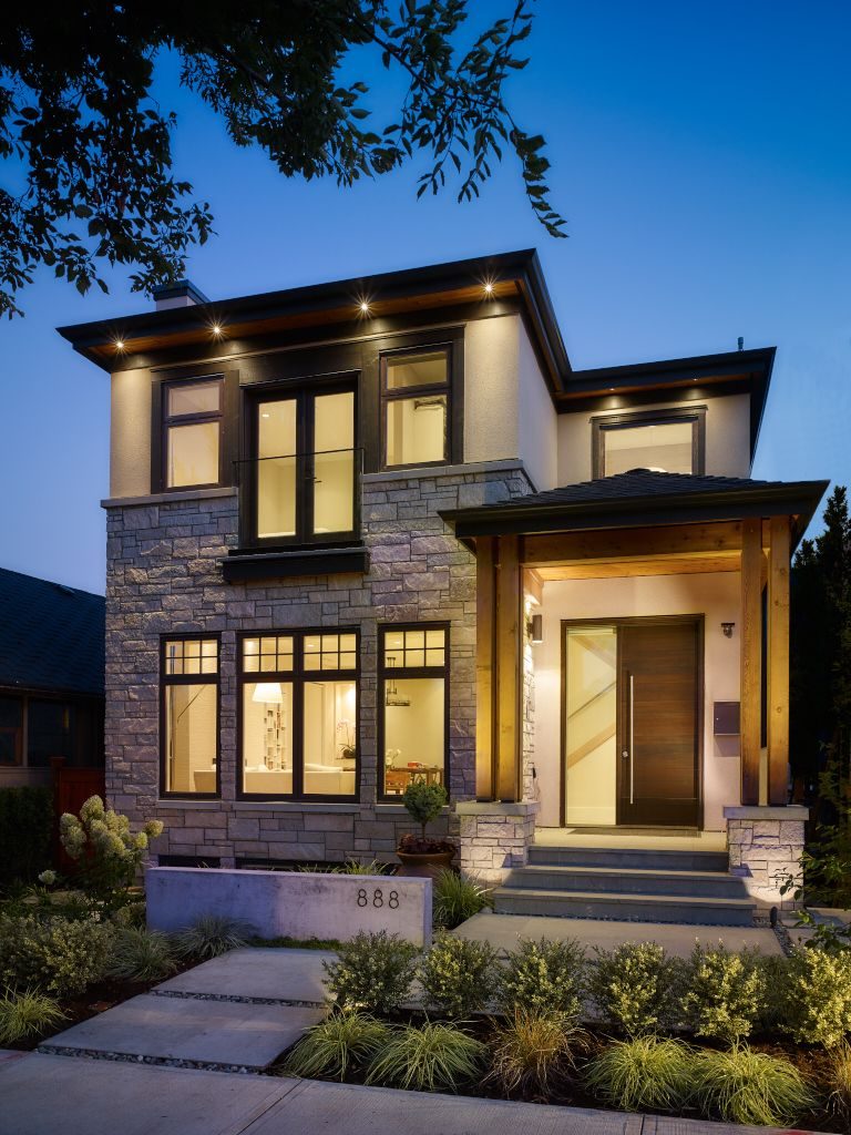 Transitional Styled Transitional Styled Residential Custom