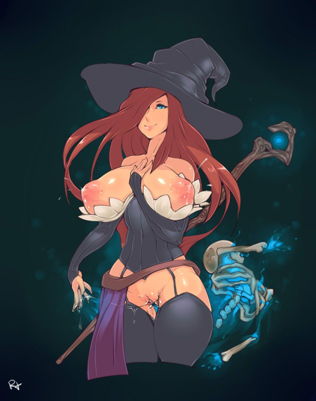sorceress Dragon futa crown