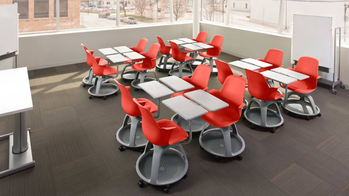 How Classroom Design Affects Student Engagement How