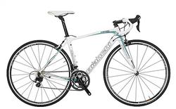 Bianchi Intenso 105 Dama 2015 italian carbon fiber road bike at Bike Attack women's specific