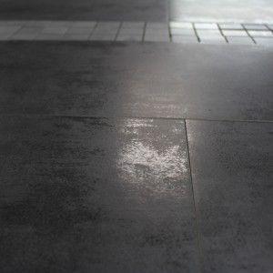 Carrelage Sol Et Mur Aspect Beton Lunare Anthracite 30x60 Cm Avec Images Carrelage Sol Carrelage Sol Et Mur