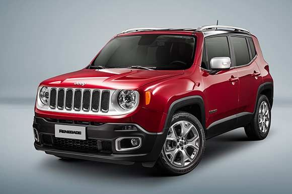 Jeep Renegade 2017 Jeep Renegade Jeep Carros E Motos