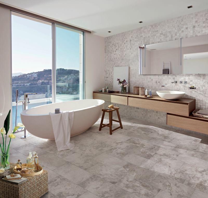 Moon Light\' #Italian porcelain #tiles are available in a matt ...