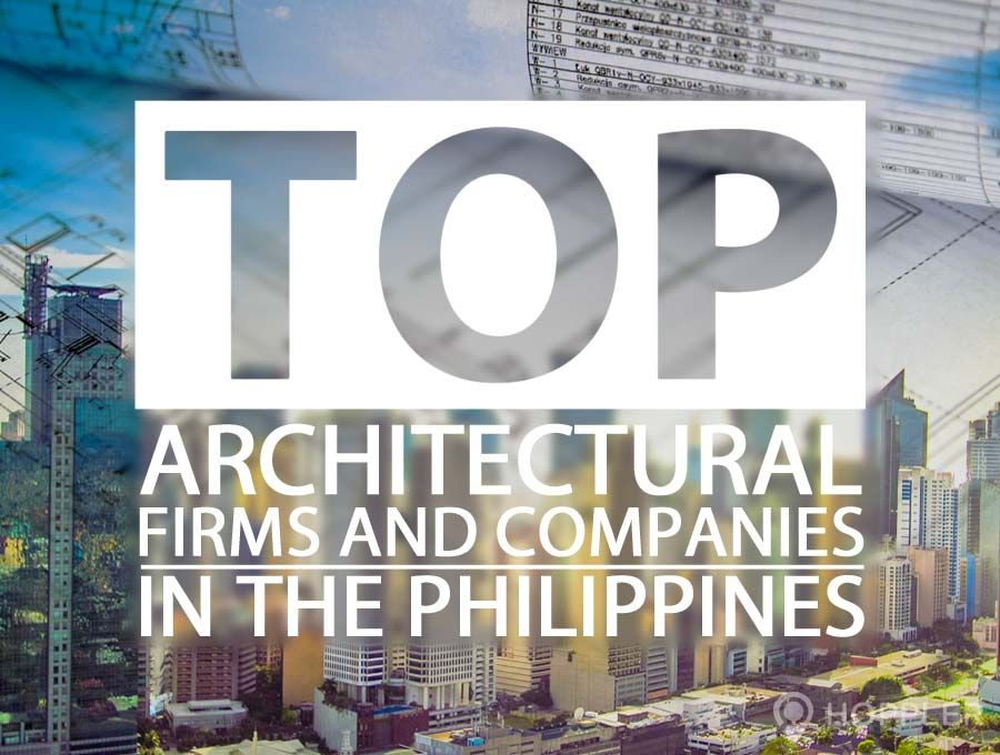 Perfect Top Architectural Firms And Companies In The Philippines