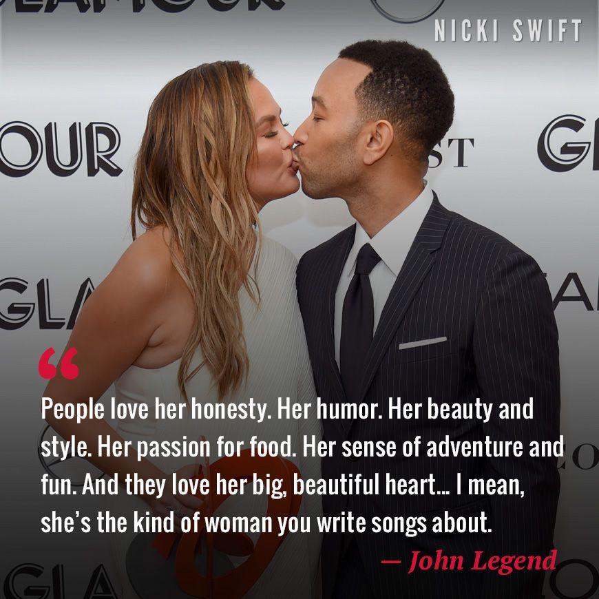John Legend And Chrissy Teigen Are Couple Goals John Legend Soulmate Connection Chrissy Teigen John Legend