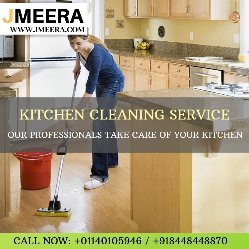 Get the kitchen cleaning services at the best price. Book