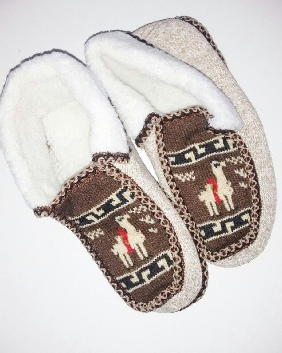 Pantumocasines para estar en casa con los pies calentitos!!!