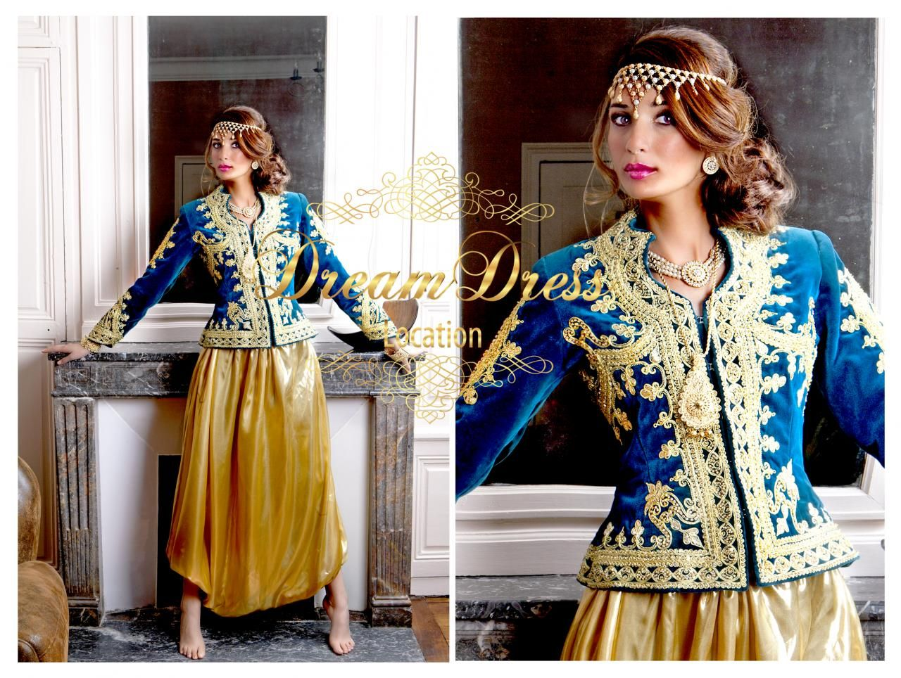 Karakou Haute Couture Mode orientale Pinterest Haute