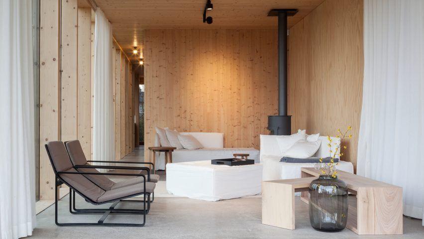 10 japanese themed interiors from dezeen s pinterest boards wood rh za pinterest com