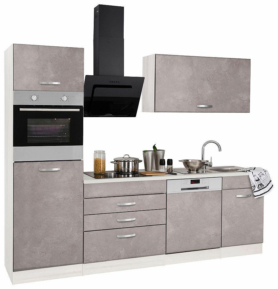 Held Möbel Küchenzeile Ohne E Geräte »York«, Breite 250 Cm Jetzt Bestellen  Unter: Https://moebel.ladendirekt.de/kueche Und Esszimmer/kuechen/kuechenzeilen/?  ...
