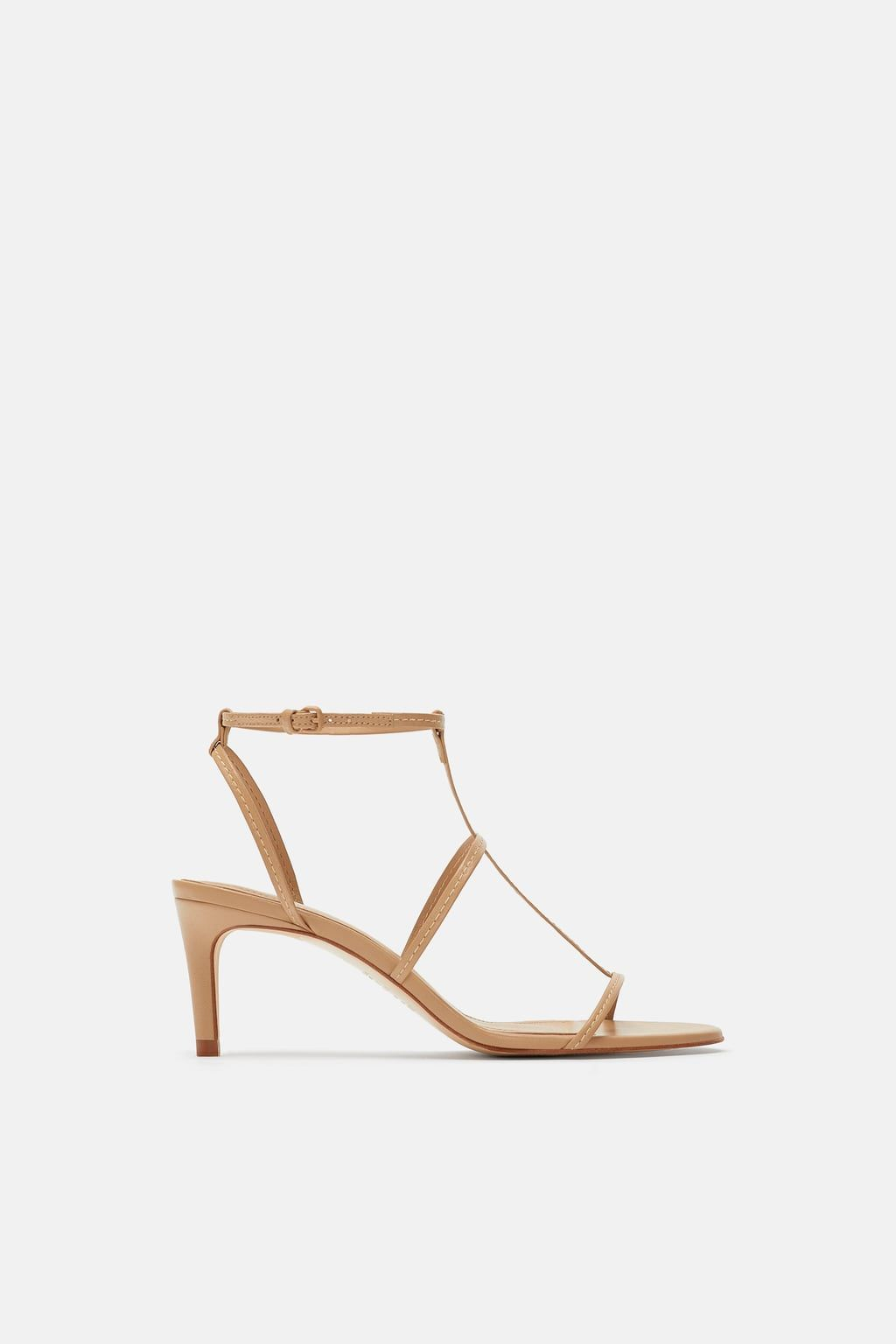 In High Sandals Leather Strappy 2019Wishlist Heel CexQrBWdo