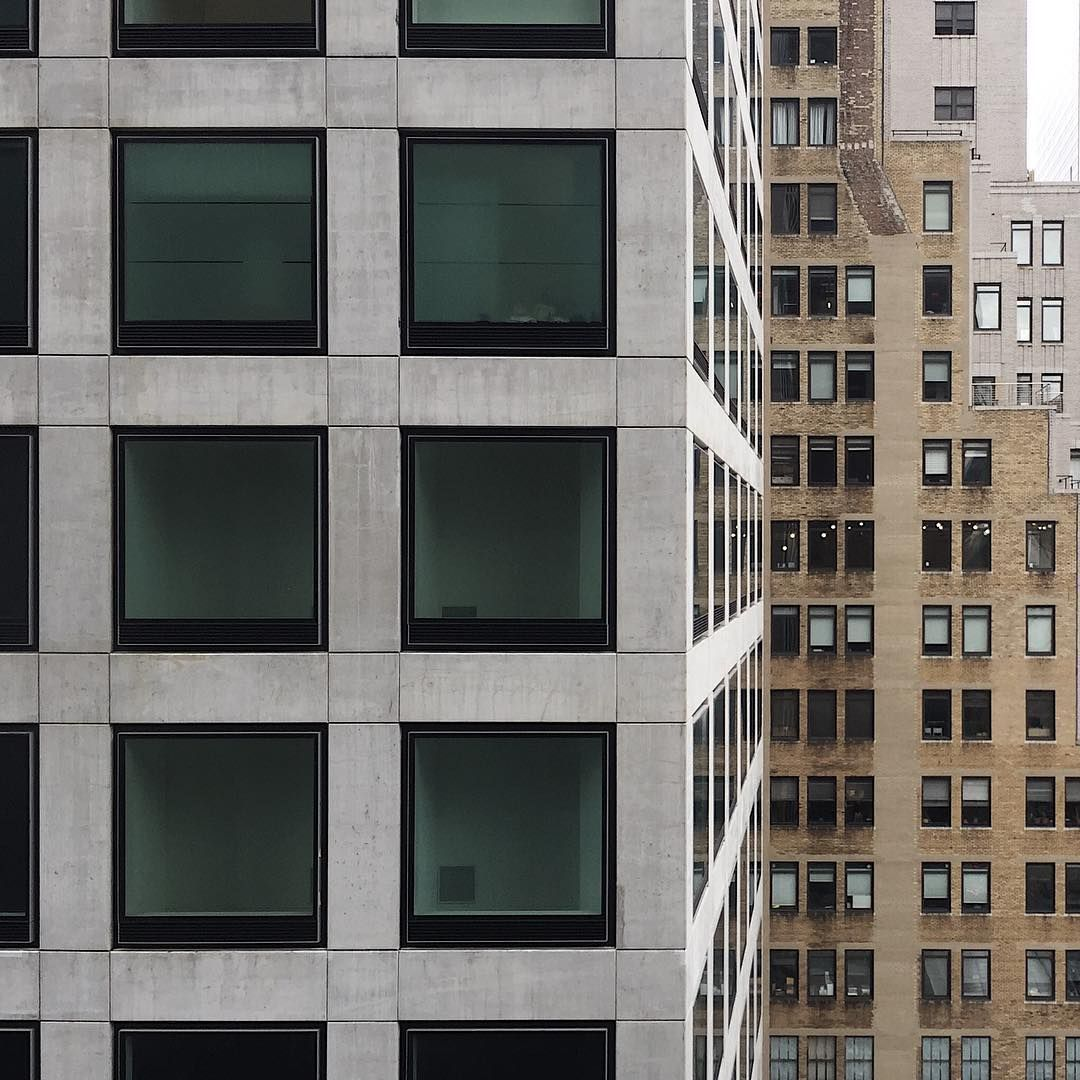 Section 8 Apartments Nyc: Facade Detail Of 432 Park Avenue By Rafael Viñoly, New