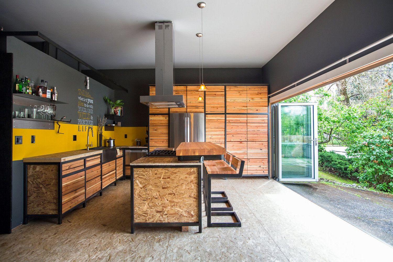 garage-apartments   Tiny backyard house