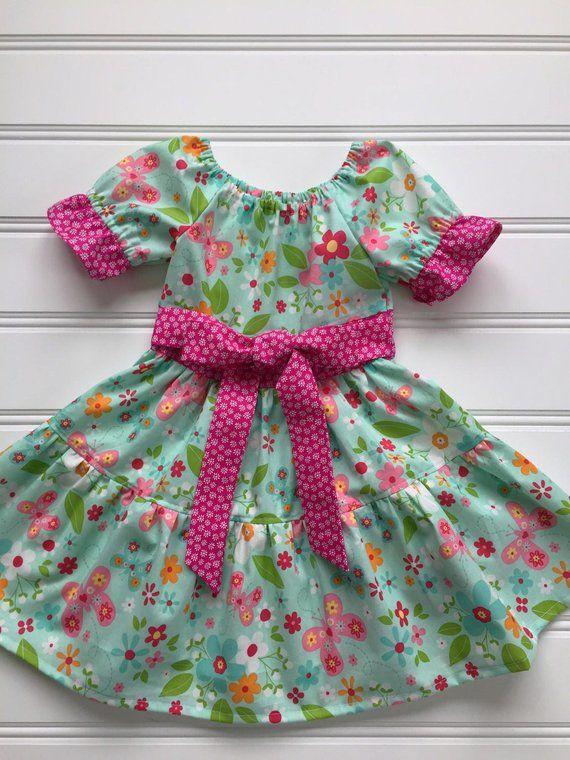 1559d1a11c4 Girl Floral Dress