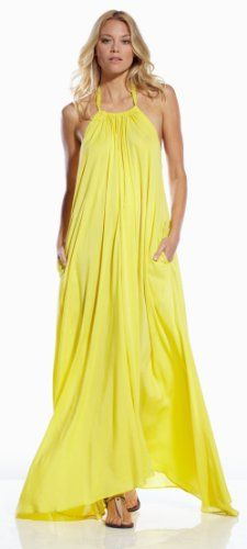 afda49823781 An Elan Usa Maxi Halter Tie Flowy Long Dress « Dress Adds Everyday ...
