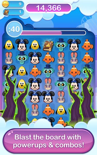 Disney Emoji Blitz v1.6.2 (Mod Money) Apk Mod Data http