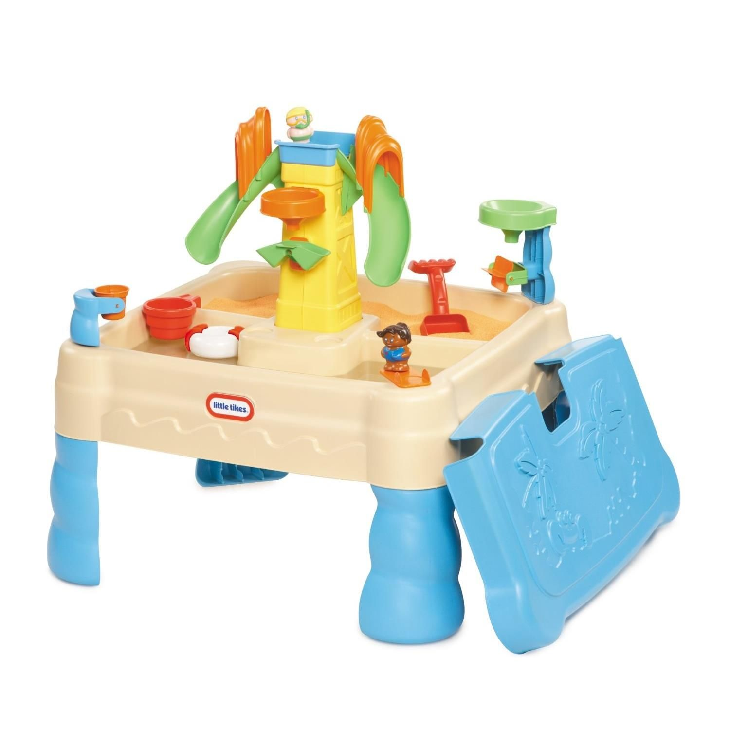 Sandy Lagoon Waterpark by Little Tikes at BabyEarth.com, $53.49