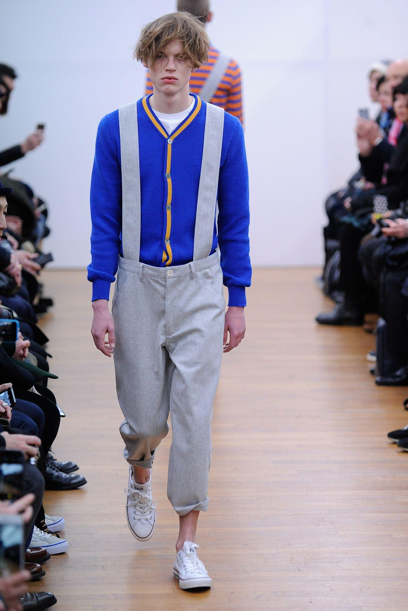 Comme des Garçons Shirt Look   Fafafafashionnnnnnn  Pinterest