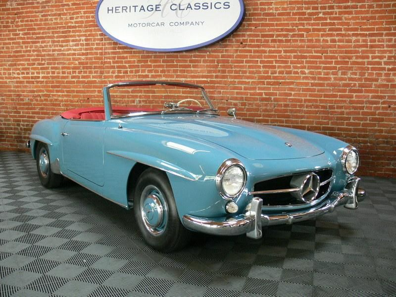 1960 mercedes benz 190 sl roadster mercedes benz 190 sl rh pinterest com
