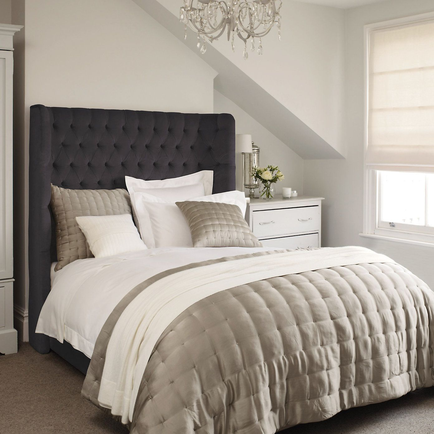 buy furniture u003e beds u003e belgravia bed from the white company home rh pinterest com