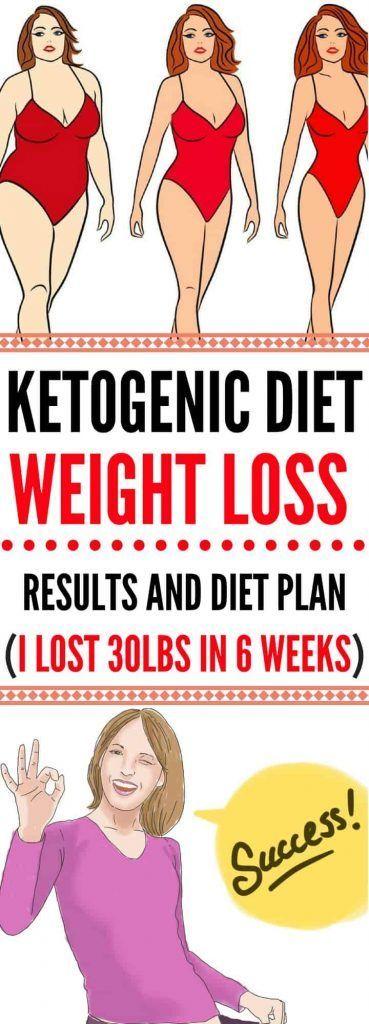 diet to lose 30lbs in 6 weeks