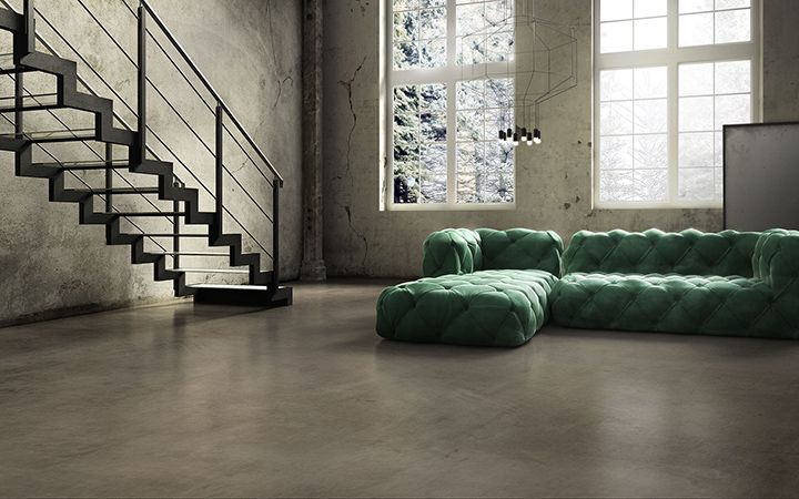 Resine decorative e pavimentazioni continue Litokol | STAIRS ... on