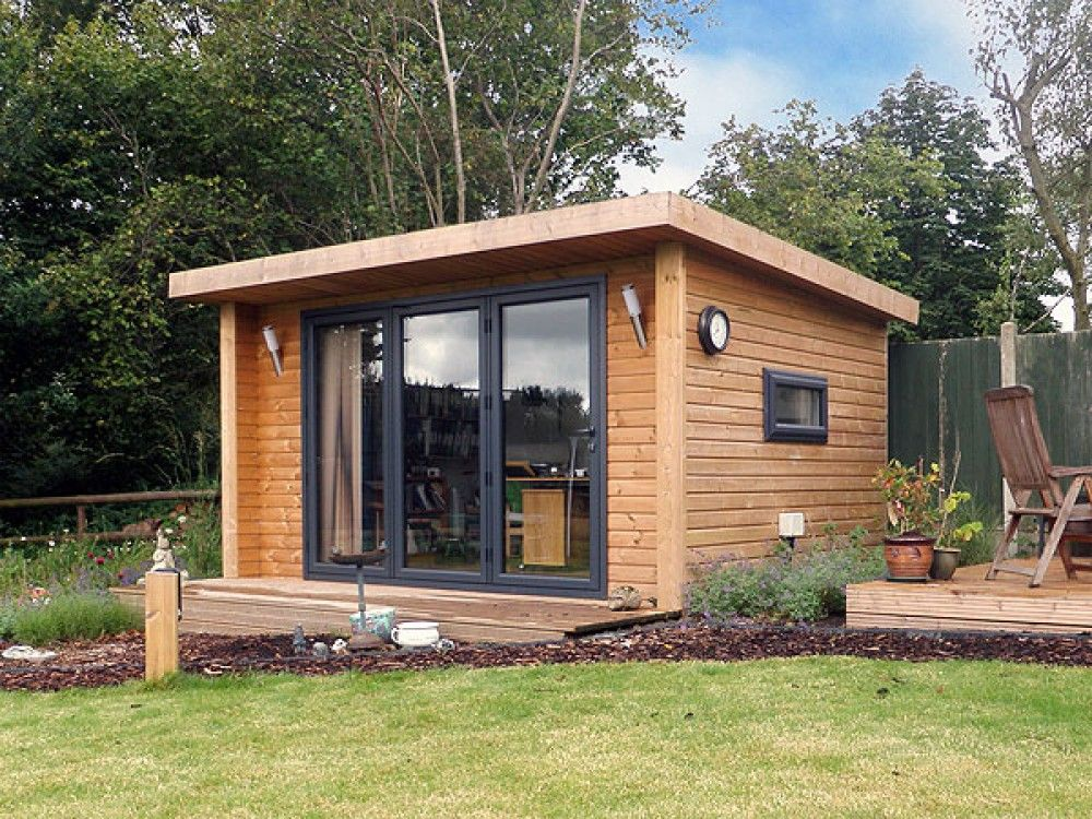 Green retreats the garden room guide tiny houses for Tiny garden rooms