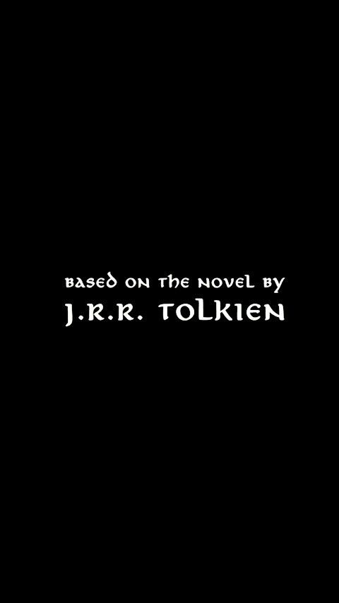 Tolkien End Credits Wallpaper Middle Earth, The Middle, Jrr Tolkien, One Ring,