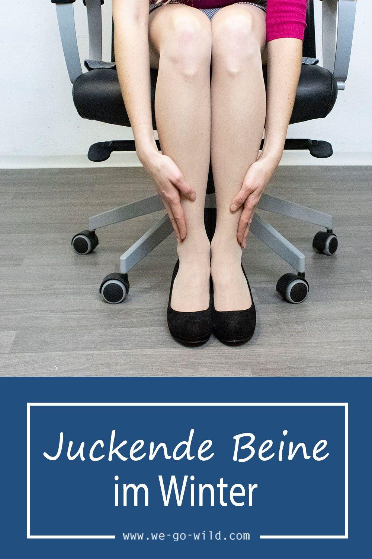 Trockene Schienbeine Das Hilft Wirklich Beauty Tipps Und Tricks