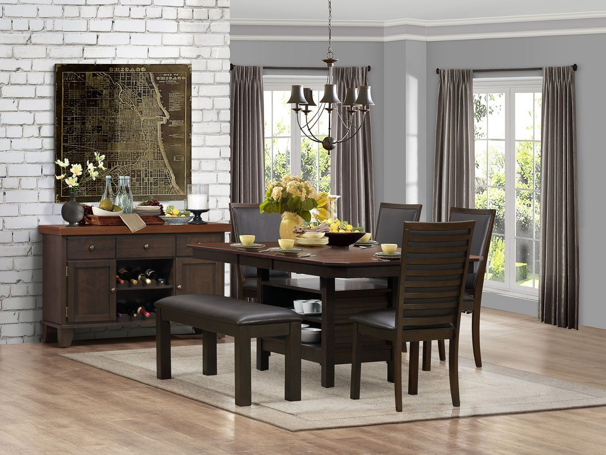 Corliss Collection Dining Table 5136 78 Corliss Collection