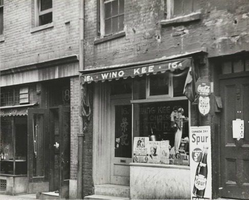 Chinese Restaurants In The 30s 40s Chinese Restaurant Nyc History New York Pictures