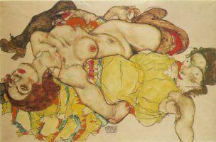 エゴン・シーレ (Egon Schiele) 画像と美術館のリンク